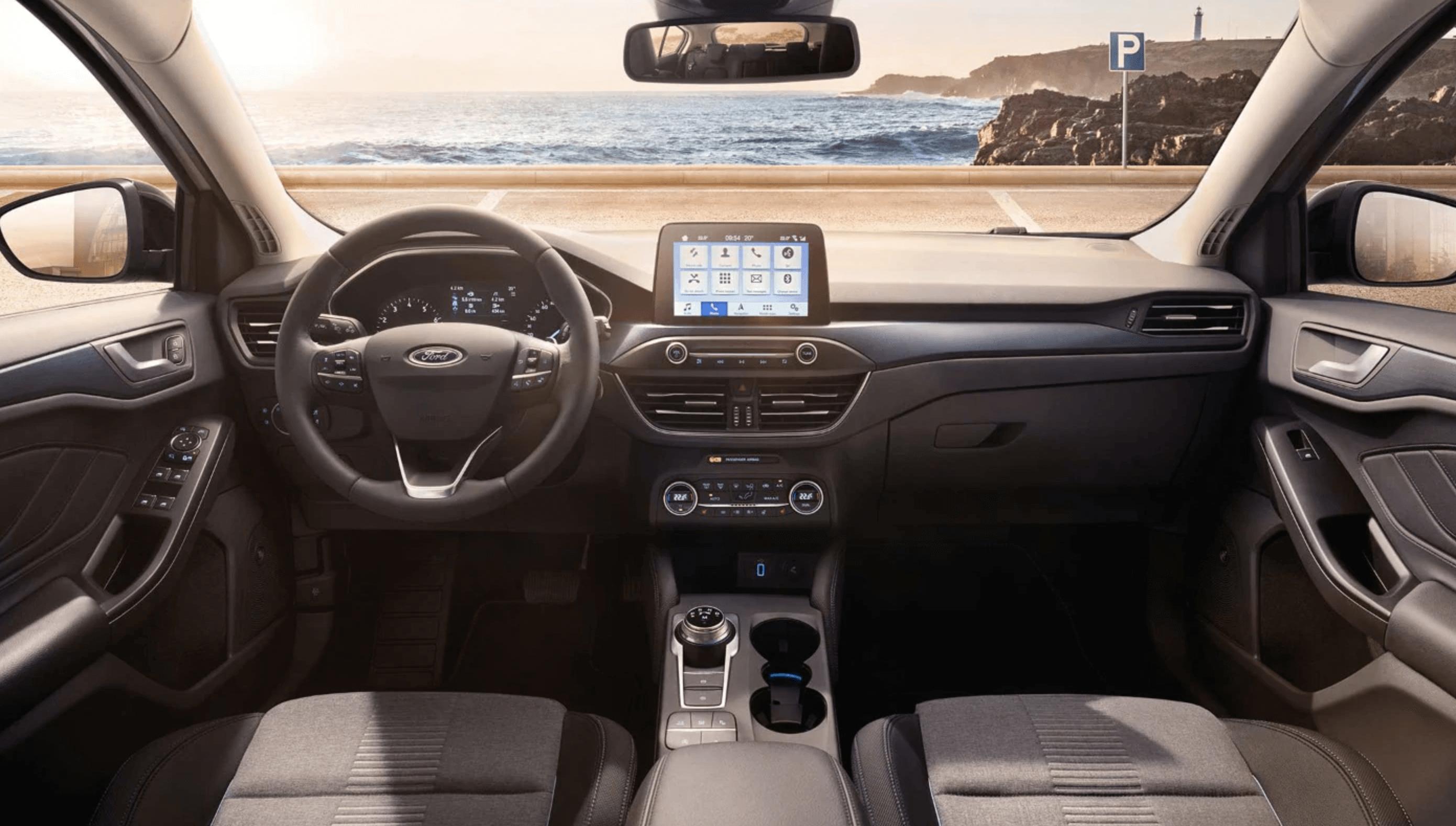 Zdjęcie samochodu Ford Focus Hatchback 4