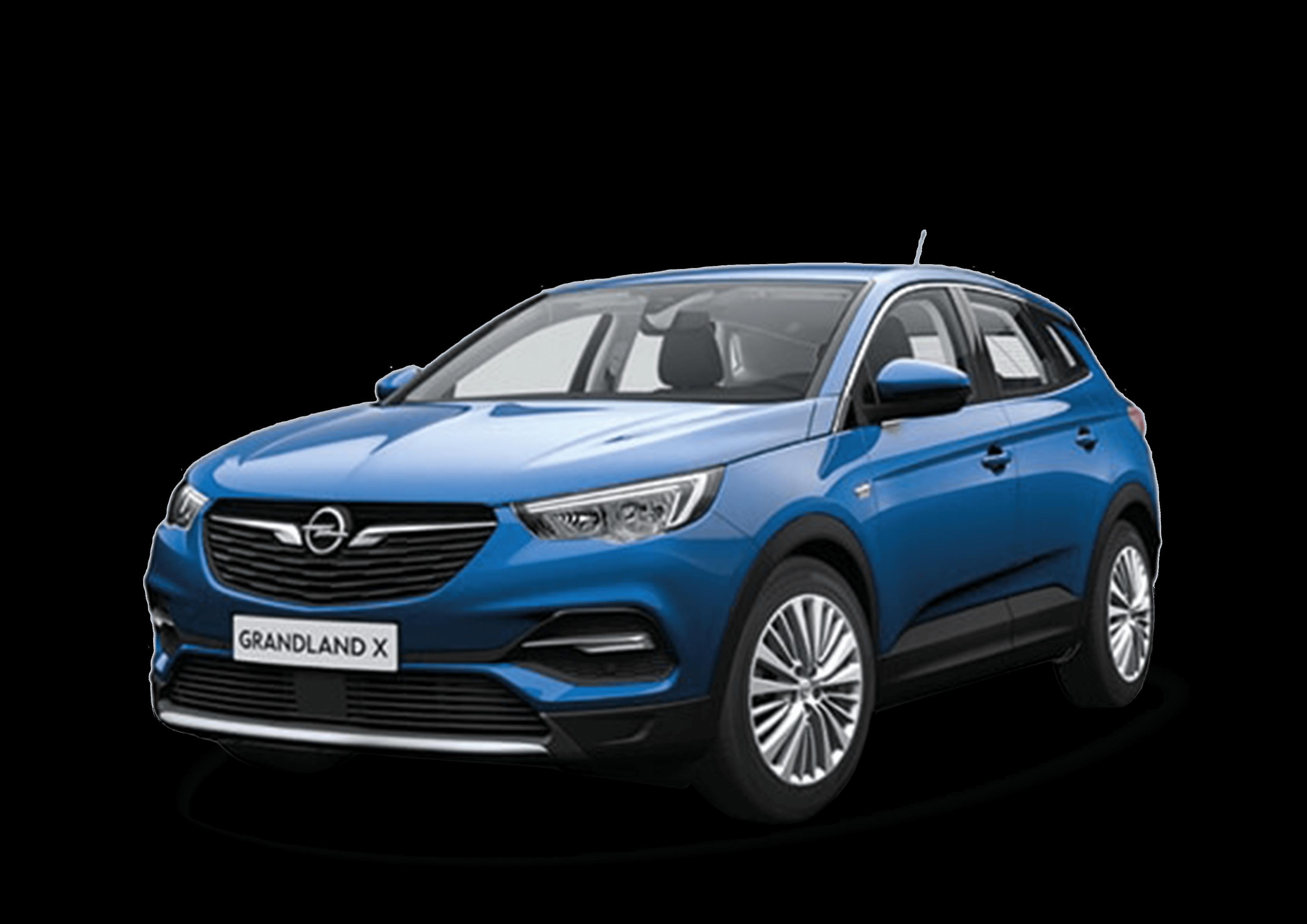 Zdjęcie samochodu Opel Grandland X SUV